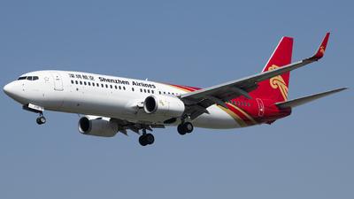 B-5736 - Boeing 737-87L - Shenzhen Airlines
