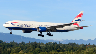 A picture of GYMMT - Boeing 777236(ER) - British Airways - © Chung Kwok