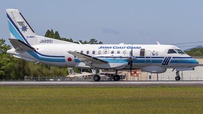 JA8951 - Saab 340B - Japan - Coast Guard