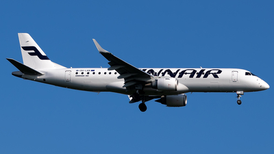 A picture of OHLKK - Embraer E190LR - Finnair - © Timo Duda