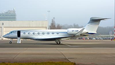 VP-CBP - Gulfstream G650ER - Private