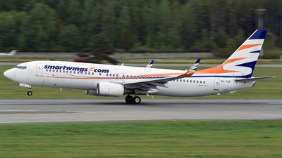 OK-TSF - Boeing 737-8GJ - SmartWings