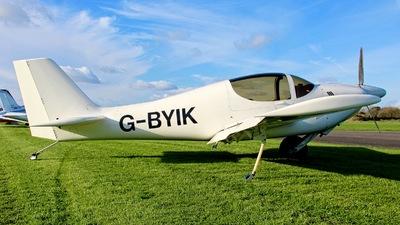 G-BYIK - Europa XS Monowheel - Private