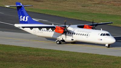A picture of ESATF - ATR 72600 - SAS - © Florian Resech
