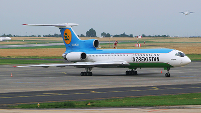 UK-85711 - Tupolev Tu-154M - Uzbekistan Airways