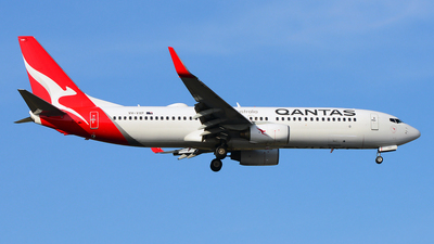 VH-VXP - Boeing 737-838 - Qantas