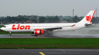 PK-LEI - Airbus A330-941 - Lion Air
