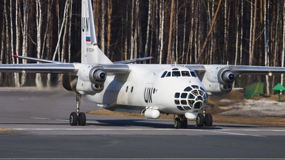 RF-30080 - Antonov An-30 - Russia - Air Force