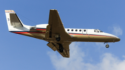 2-GGGT - Cessna 560 Citation Encore - Private