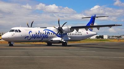 RP-C6638 - ATR 72-212A(500) - Sunlight Express Airways