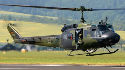 71-84 - Bell UH-1D Iroquois - Germany - Army