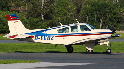 D-EGOZ - Beechcraft F33A Bonanza - Private