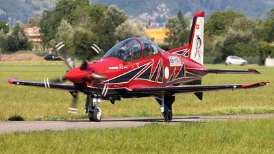 HB-HWQ - Pilatus PC-21 - Pilatus Aircraft