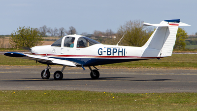 G-BPHI - Piper PA-38-112 Tomahawk - Redhill Aviation