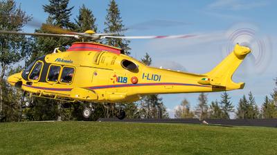 I-LIDI - Agusta-Westland AW-169 - Alidaunia Società di Navigazione Aerea
