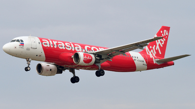 RP-C3228 - Airbus A320-214 - Philippines AirAsia