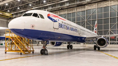 A picture of GEUXI - Airbus A321231 - British Airways - © Andy Fonseca