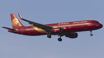 A picture of B8068 - Airbus A321211 - Juneyao Airlines - © KnightHammer Aviation