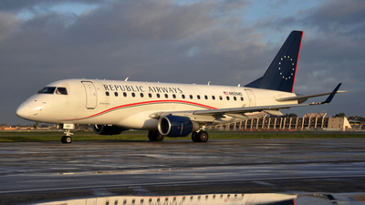 N821MD - Embraer 170-100SU - Republic Airways