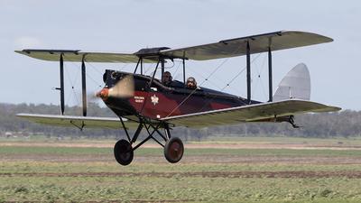 VH-UMK - De Havilland DH-60M - Private