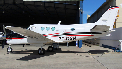 PT-OSN - Beechcraft C90A King Air - Private