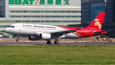 B-6569 - Airbus A320-214 - Shenzhen Airlines