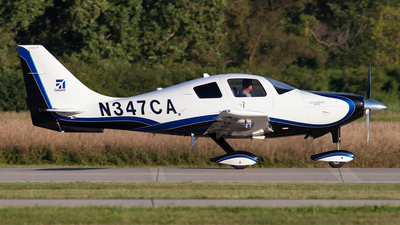 A picture of N347CA - Cessna 400 Corvalis TT - [411004] - © Adam of A2