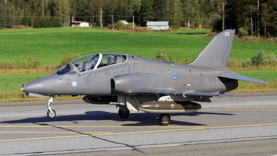 HW-320 - British Aerospace Hawk Mk.51 - Finland - Air Force