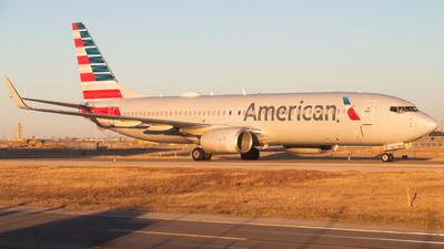 N996NN - Boeing 737-823 - American Airlines