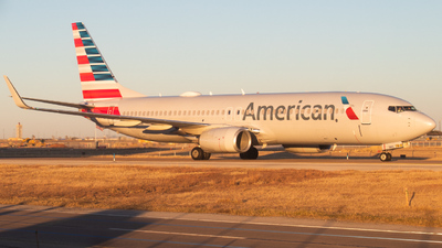 A picture of N996NN - Boeing 737823 - American Airlines - © DreamRiser