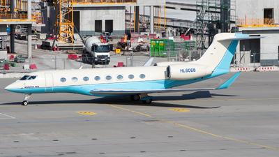 HL8068 - Gulfstream G650ER - Korean Air