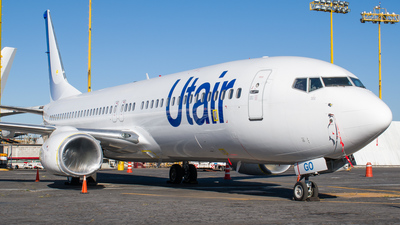 PR-GGO - Boeing 737-8EH - UTair Aviation