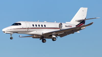 N665QS - Cessna Citation Latitude - NetJets Aviation