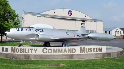52-9497 - Lockheed T-33A Shooting Star - United States - US Air Force (USAF)