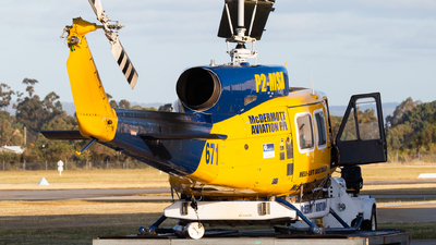 A picture of P2MSA - Bell 214 - [28065] - © Joel Baverstock