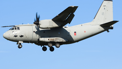 MM62221 - Alenia C-27J Spartan - Italy - Air Force