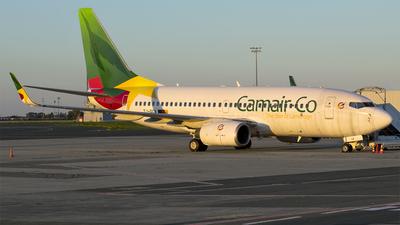 A picture of TJQCA - Boeing 7377BD - CamairCo - © Jost Gruchel
