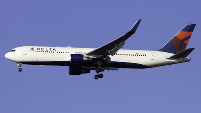 A picture of N172DN - Boeing 767332(ER) - Delta Air Lines - © Maik Voigt
