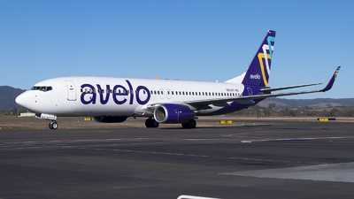 N803XT - Boeing 737-8F2 - Avelo Airlines