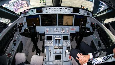 N634GD - Gulfstream G650ER - Private