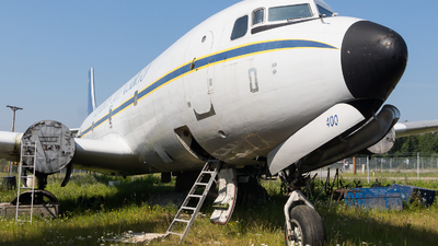 N400UA - Douglas DC-6A Liftmaster - Everts Air Cargo
