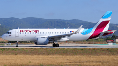 A picture of DAEWF - Airbus A320214 - Eurowings - © Alexander Portas
