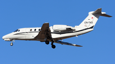 CN-TKD - Cessna 650 Citation III - Private