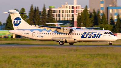VQ-BMB - ATR 72-212A(500) - UTair Aviation
