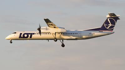 A picture of SPEQD - De Havilland Canada Dash 8400 - LOT - © Rafal Pruszkowski