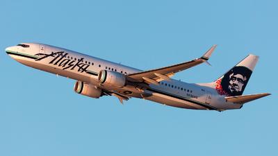 N538AS - Boeing 737-890 - Alaska Airlines