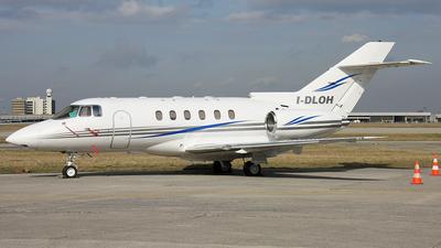 I-DLOH - Raytheon Hawker 800XP - Sirio