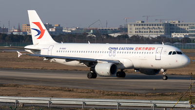 A picture of B6880 - Airbus A320214 - China Eastern Airlines - © XPHNGB