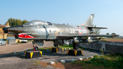 MM6494 - Fiat G91-Y - Italy - Air Force