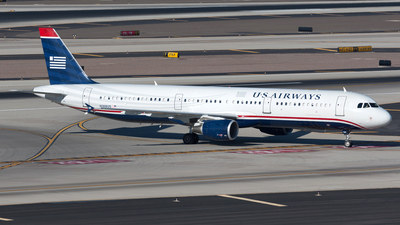 N188US - Airbus A321-211 - US Airways